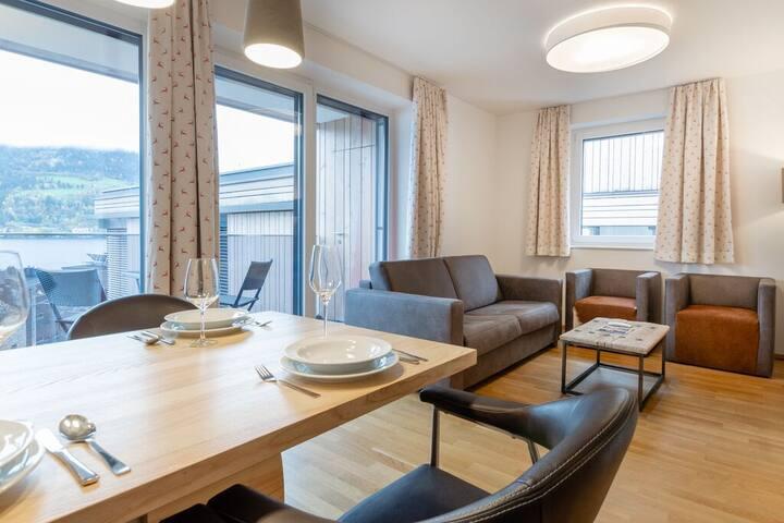 Top 17 -Alpin & See Resort /moderner Stil & toller Seeblick
