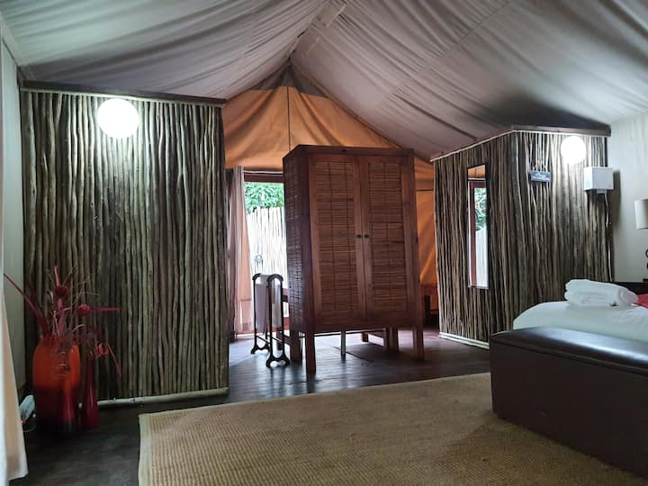 Firefly Eco Lodge - Inara Tented Suite