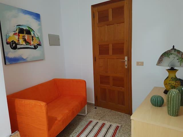 Apartamento Interior. Centro Garachico