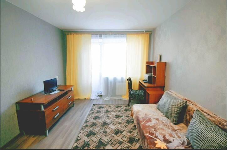 Уютная и  теплая квартира в центре