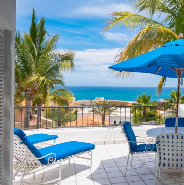 Stunning Ocean View Luxury Condo-Costa Azul Beach