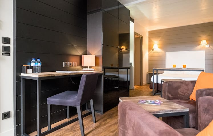 Palais RinÔur - Cosy studio close to stations and Old City - Welkeys
