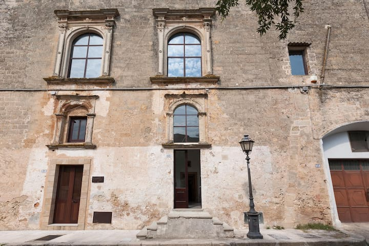 532Apartment in the Historic Centre - Alessano - Casa