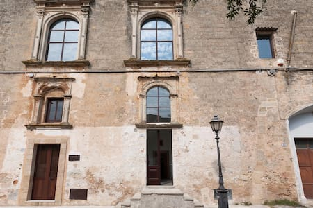 532Apartment in the Historic Centre - Alessano - House