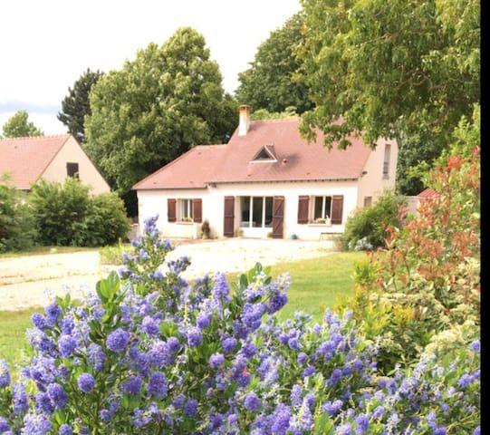 Maison campagne, Paris à 35 km, Versailles à 17 km