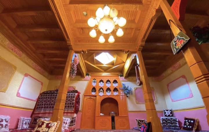 塔吉克民俗体验馆(白驼驿站)
