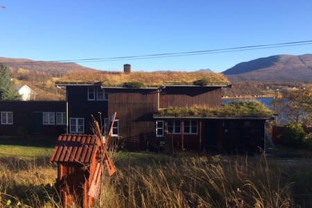Holiday house for rent in Malangen.