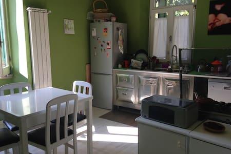 Colorato appartamento in centro - Avezzano