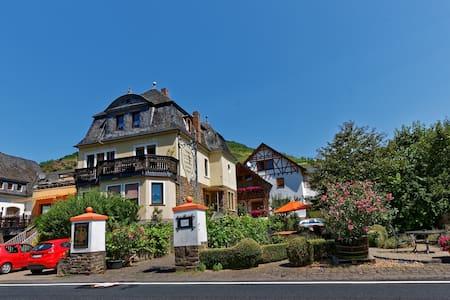 """Haus Osterlämmchen Wohnung """"Calmont"""" - Ediger-Eller - Apartamento"""