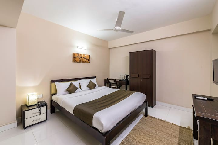 Bed and Breakfast in city centre