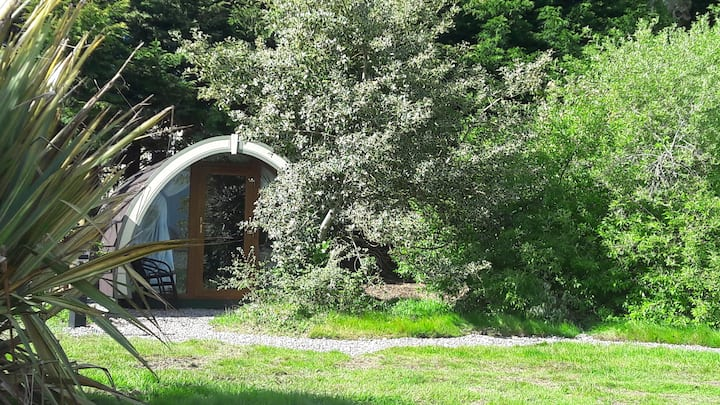 Priory Glamping Pod 4