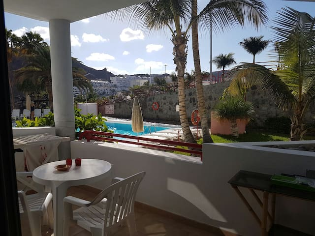 Beautiful apartment near Amadores - Mogán - Appartement