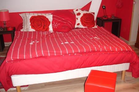 Chambre chez l'habitant - La Barre-de-Semilly - Byt