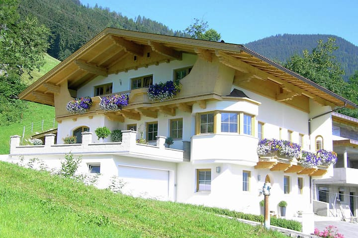 Spacious Apartment near Ski Area in Fügenberg