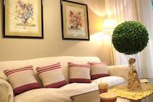 Living room - Sala de estar