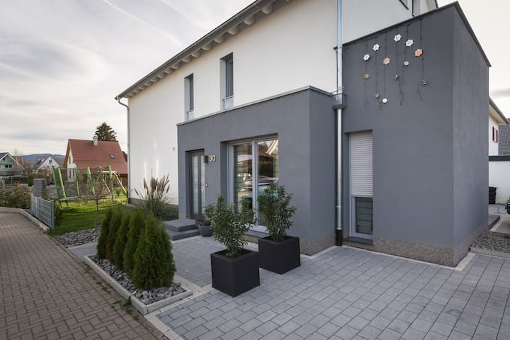 Luxury Apartment, Modern, Central - Vörstetten - Huoneisto