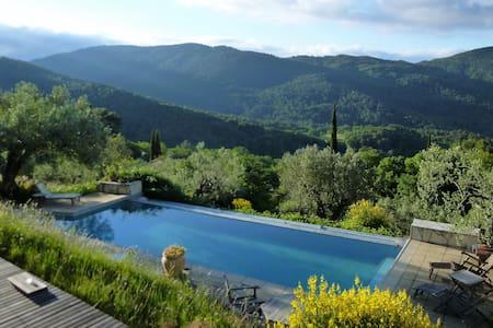 Mas Kailash, a haven of peace, beauty & comfort - Bargemon - Villa