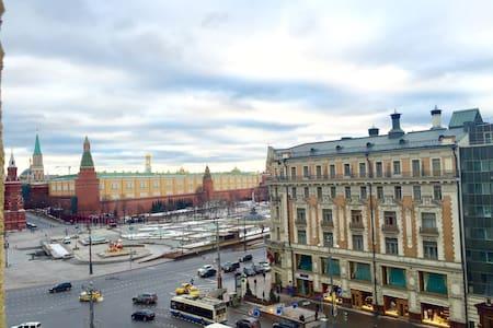 Квартира **** с видом на Кремль - Moskva - Wohnung