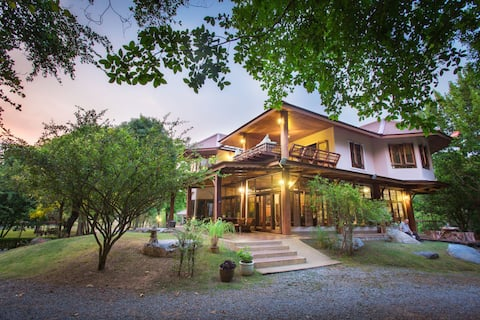 IRINDARA Khaoyai, Large Private house & area