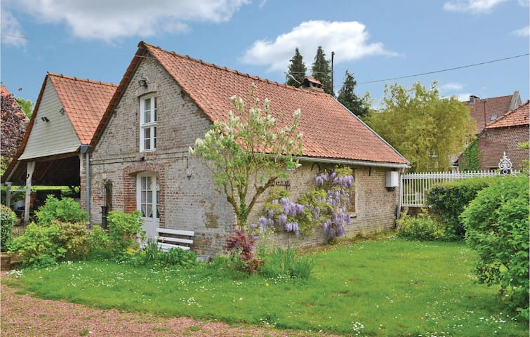 Holiday cottage with 1 bedroom on 79 m²