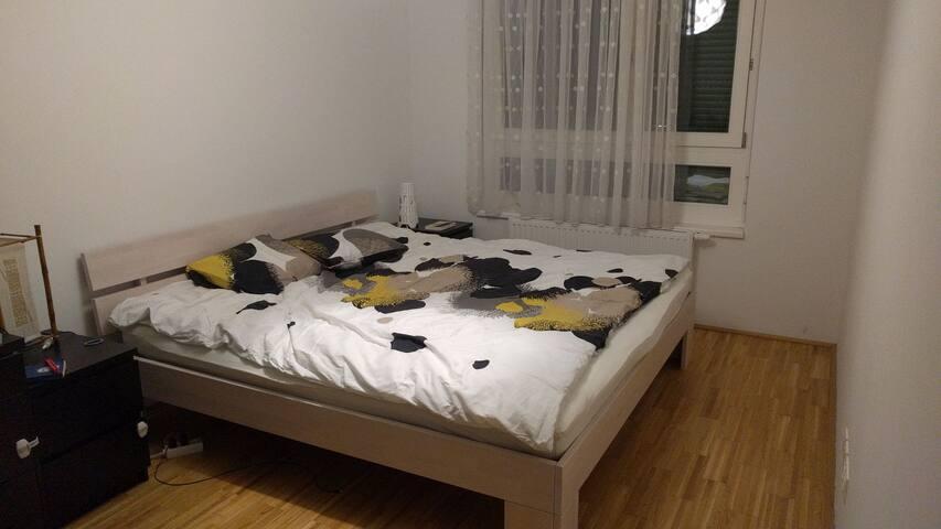 Quiet flat with garden in central location - Vienna - Lakás