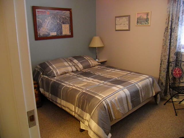 $65/night. Continental b/fast, no cleaning fees
