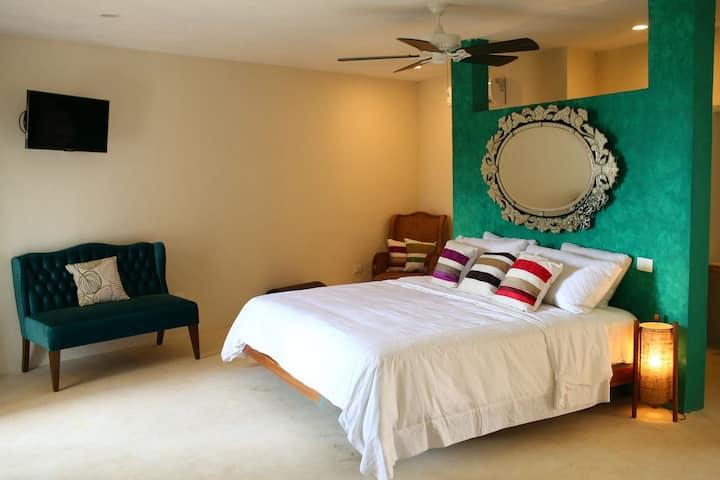 Ocean View Suite @ Spirit Holbox Hotel