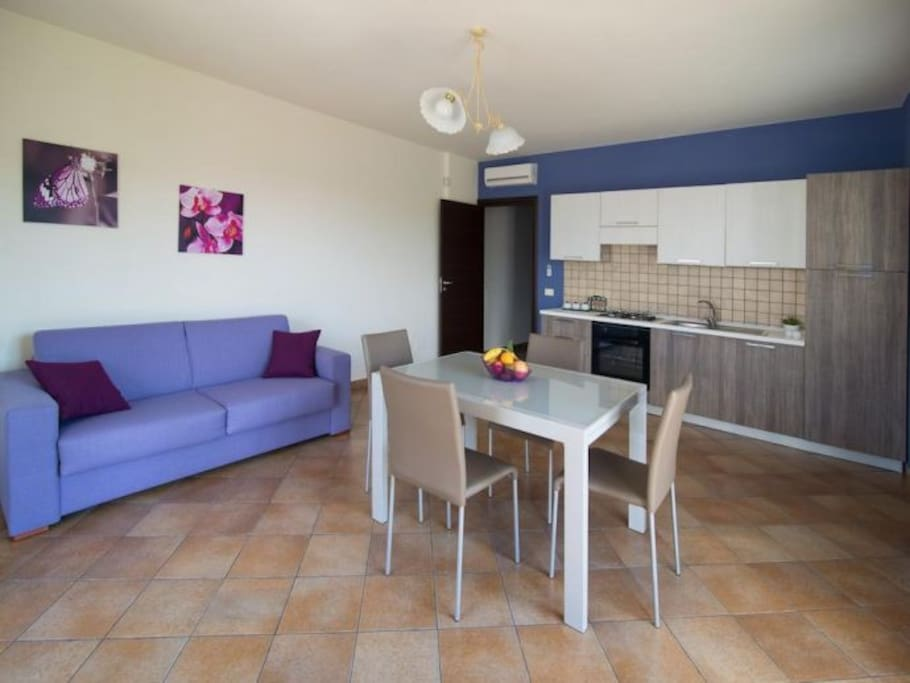 Villa Galati - Apartment 3 - Sicily, Italy
