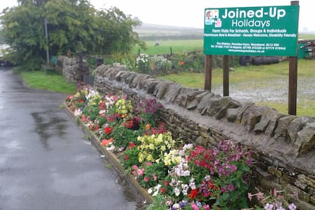 Joined-Up Holidays - Woodland - Bed & Breakfast