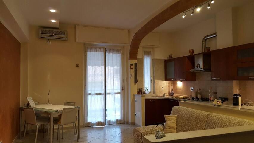 Bellissimo appartamento al mare - Albisola Superiore - Huoneisto