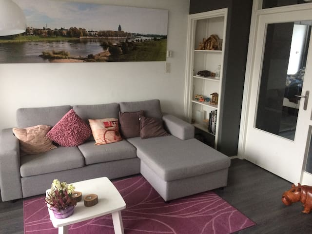 Cosy quiet apartment, central in Holland, Utrecht - Utrecht - Apartment