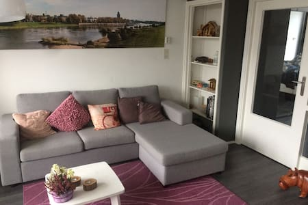 Cosy quiet apartment, central in Holland, Utrecht - ユトレヒト