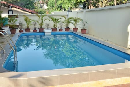 Luxurious Twin 3 Bed Villas with Pool in Lonavala - Lonavala