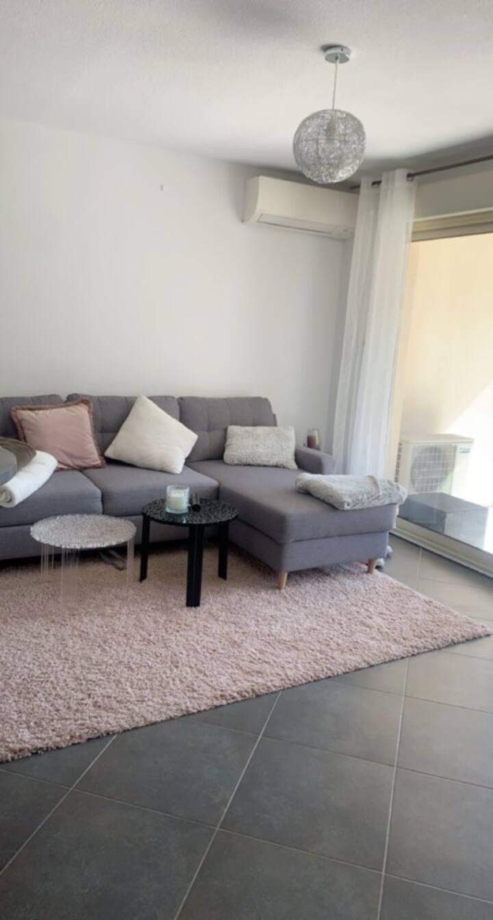 Bastia bel Appartement calme 4 couchages