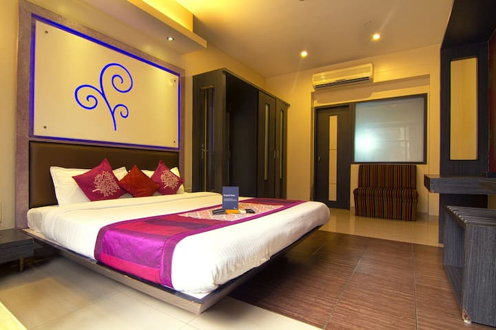 Cozy pvt AC bedrum near FC road - Pune - Pis
