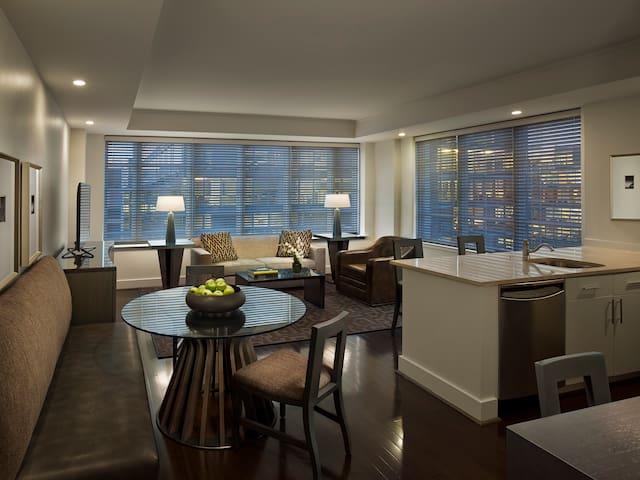 One Bedroom Platinum Suite