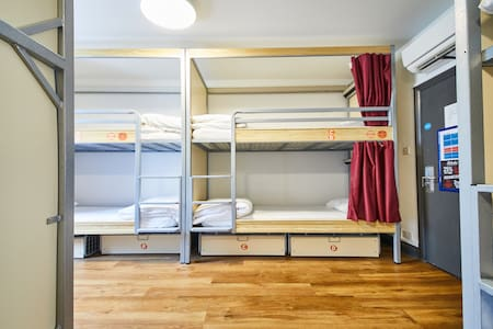 Bed in 10 Bed Female Dorm