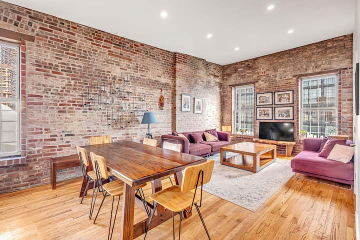 Photo Studio Loft with a Terrace