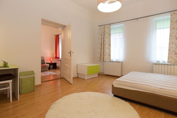 Alifakovac Family Apartment - Sarajevo - Lejlighed