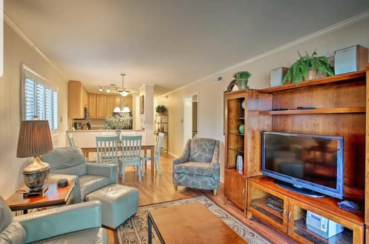 Now booking 2021. Shore Dr. Mariners Cove. 2bd/2ba