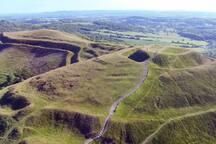 Malvern Hills - literally breathtaking views 17m