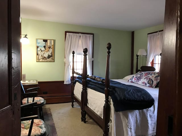 1 King bed, Private Bath, #6