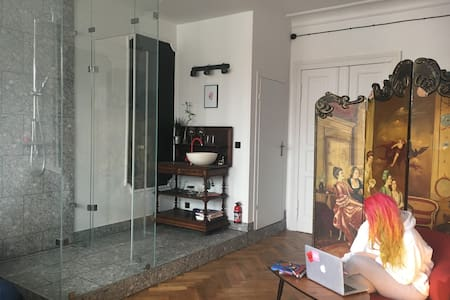 Intriguing, sunny apartment in the heart of Poznan - Poznań - Wohnung