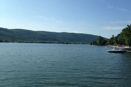Ticonderoga Lakefront