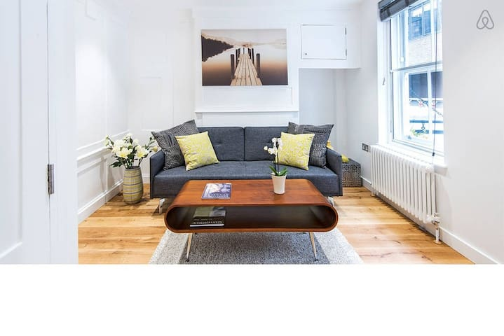 -25%! Chic and Cosy maisonette SOHO - London - Apartment