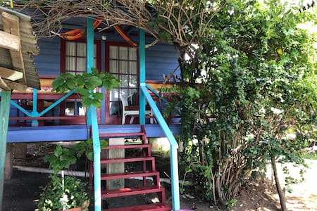 The Beach Front  Cottage @ The Calabash House