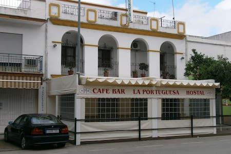 Hostal cafeteria bar La Portuguesa - Lora del Río