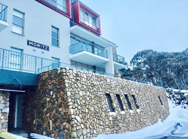 MORITZ 2  Apartment MOUNT HOTHAM - Hotham Heights  - Apartemen