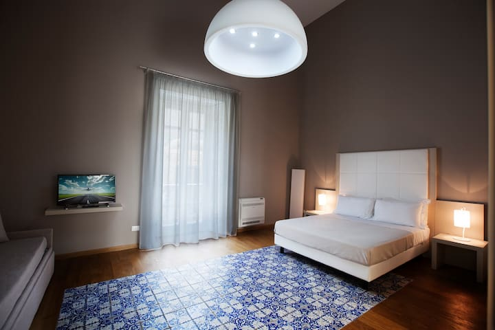 central gallery apartment
