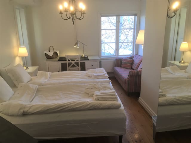 Small Doubleroom with private Bathroom